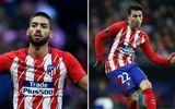 Hai ngôi sao rời Atletico Madrid gia nhập Giải ngoại hạng Trung Quốc