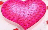 """Gợi ý những món quà bằng hoa hồng """"độc, lạ"""" cho chị em ngày 8/3"""