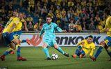 Clip Palmas 1-1 Barcelona: Bị đe dọa ngôi đầu