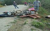 Nghệ An: Xe máy lấn đường, 2 người nguy kịch