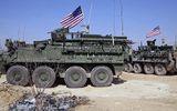 Mỹ triển khai thêm 600 lính tới 20 căn cứ quân sự ở Syria