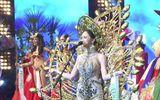Clip: Hương Giang lộng lẫy tự tin giành chiến thắng đầu tiên tại HH Chuyển giới Quốc tế