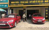 Chiếc xe của nữ tài xế đi ngược chiều trên cao tốc Hà Nội-Hải Phòng đã được đem bán