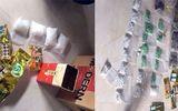 Ngụy trang ma túy trong hộp chè khô vận chuyển từ Trung Quốc về Việt Nam
