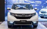 Honda CR-V 2018 có giá tương đương với phiên bản thái cho dù bị rút gọn nhiều linh kiện