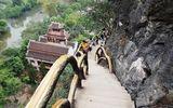 Bộ Văn hóa yêu cầu tháo dỡ công trình không phép ở Tràng An