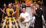 NTK Nguyễn Công Trí mở màn Tuần lễ thời trang Quốc tế Việt Nam Xuân Hè 2018