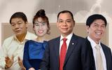 Khối tài sản cổ phiếu khổng lồ của 4 tỷ phú đô la Việt