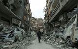 Syria: 20 ngày bắn phá liên tục ở Đông Ghouta, hơn 1.000 dân thường thiệt mạng