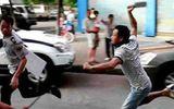 Hà Nội: Điều tra vụ tài xế xe tải bị chém nhập viện sau va chạm giao thông
