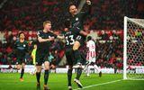 """David Silva lập cú đúp, Man City an tâm """"thống trị"""" Premier League"""