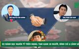 Đường dây đánh bạc nghìn tỷ liên quan ông Nguyễn Thanh Hóa: 6 cảnh sát bị đình chỉ là ai?