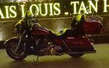Tin tức - Cận cảnh siêu mô tô Harley có giá 1,8 tỷ đồng trên đường phố Hà Nội