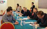 Tin tức - Hàng trăm công dân Nga bầu cử Tổng thống tại Hà Nội