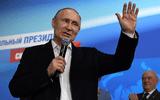 """Ông Putin: """"Tôi sẽ không nắm quyền đến 100 tuổi"""""""