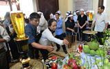 Đưa linh cữu nguyên Thủ tướng Phan Văn Khải đến Hội trường Thống Nhất