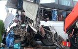 Vụ xe cứu hỏa đấu đầu xe khách trên cao tốc: 1 chiến sĩ cảnh sát tử vong