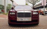 Tin tức - Chiếc siêu xe Rolls-Royce 11 tỷ đồng bán trên vỉa hè