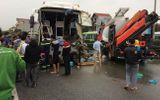 Tin tức - Tài xế xe khách trong vụ đâm xe cứu hỏa trên cao tốc Pháp Vân lên tiếng