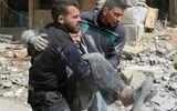 Syria: Phiến quân tấn công bằng rocket, hơn 30 người thiệt mạng