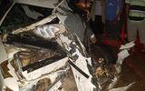 Ô tô con đâm trực diện xe đầu kéo, tài xế tử vong