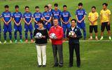 Tin tức - Tổng thống Hàn Quốc giao lưu với U23 Việt Nam