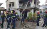 Cháy nhà giữa trung tâm Đà Lạt, cụ bà 75 tuổi may mắn thoát thân