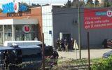 Vụ bắt cóc con tin ở siêu thị Pháp: Bắt một nữ nghi can