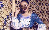 Hà Thu hóa quý cô sành điệu với gu thời trang hiện đại