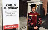 Cụ bà Nhật Bản trở thành tiến sĩ ở tuổi 88