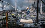 Chợ Quang tan hoang sau vụ cháy, tiểu thương khóc ròng vì trắng tay