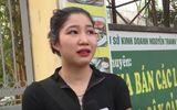 """Nạn nhân vụ cháy chợ Quang kể lại giây phút suýt thành """"đuốc sống"""""""