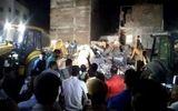 Sập khách sạn Ấn Độ, ít nhất 10 người thiệt mạng