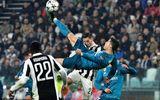 Juventus 0-3 Real Madrid: C.Ronaldo tỏa sáng bằng siêu phẩm