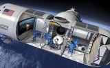 Với gần 800.000 USD/đêm, khách VIP có cơ hội lưu trú tại khách sạn trên không gian
