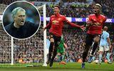 """Jose Mourinho nói gì sau trận ngược dòng thành công của """"Quỷ đỏ"""""""