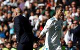 C.Ronaldo ghi bàn, Real vẫn chia điểm tại derby Madrid