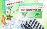 Dược phẩm Khải Hà từng bị đình chỉ lưu hành và thu hồi sản phẩm hoạt huyết dưỡng não