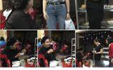Dân mạng ấm lòng với câu chuyện nữ giáo viên thực tập mua 20 lần cơm cho cụ bà ăn xin