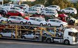 Ô tô nhập khẩu Thái Lan về Việt Nam giá trung bình 480 triệu đồng/chiếc