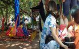Đắk Lắk: Đứt cáp trò chơi cảm giác mạnh, hai cháu nhỏ nhập viện