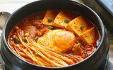 Bữa tối đầu tuần ngon hết ý với món canh kim chi thịt heo chuẩn vị Hàn Quốc