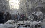 Pháp dành 50 triệu euro để cứu trợ khẩn cấp Syria
