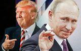 """Giữa căng thẳng Syria và lệnh cấm vận, ông Putin muốn """"thương lượng hòa bình"""" với ông Trump"""