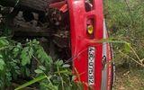 Tin tức - Xe tải lao xuống vực đèo Măng Rơi, tài xế tử vong tại chỗ