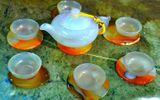 Tin tức - Cận cảnh bộ ấm trà có giá 30 triệu đồng