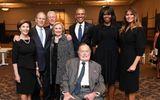 Bức ảnh 4 Tổng thống Mỹ tại lễ tang cựu Đệ nhất phu nhân Barbara Bush gây sốt mạng xã hội
