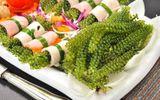 Sản phẩm - Dịch vụ - Tảo biển - Món quà quý từ thiên nhiên giúp giảm cân hiệu quả