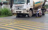 Tin tức - Xe máy va chạm xe bồn trong mưa, 2 người tử vong