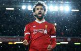 """Tin thế giới - Infographic: Salah – chiến binh Ai Cập của """"lữ đoàn đỏ"""" tỏa sáng trong trận đấu với Roma"""